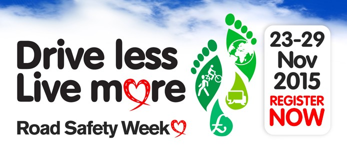 Road Safety Week 2015 Brake Charity