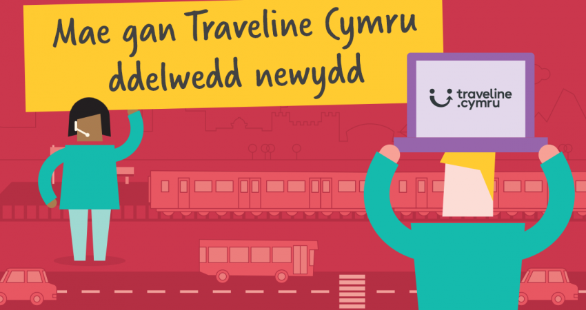 Traveline Cymru introduces freephone 0800 telephone number