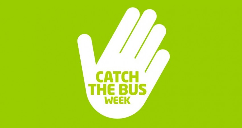 Catch the Bus Week