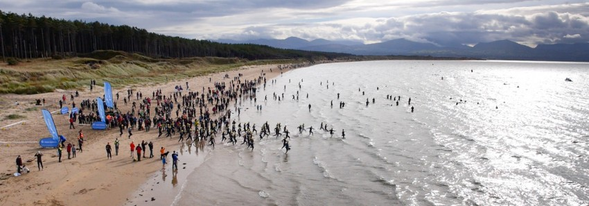 The Sandman Triathlon, Anglesey
