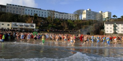 Tenby Boxing Day Swim