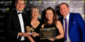 Talyllyn Rail- Go North Wales Awards